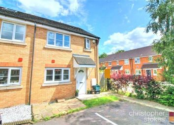Thumbnail 3 bedroom semi-detached house to rent in Huron Road, Broxbourne, Hertfordshire