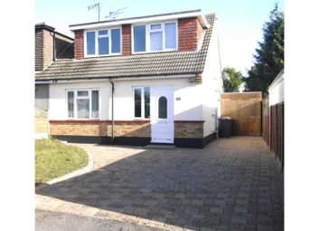 Thumbnail 4 bed semi-detached house to rent in The Dales, Rochford