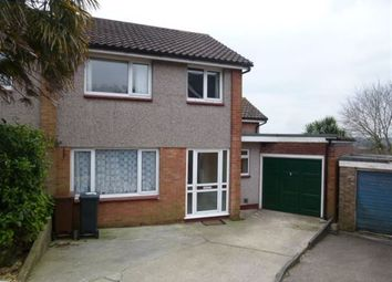 Thumbnail 4 bedroom property to rent in St Austin Close, Ivybridge, Devon