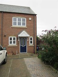 Thumbnail 2 bed end terrace house to rent in Granary Fold, Scotter, Gainsborough