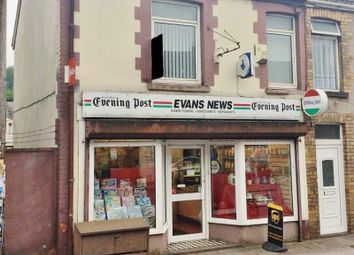 Thumbnail Retail premises for sale in 28 High Street, Port Talbot