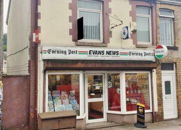 Thumbnail Retail premises for sale in 28 High Street, Port Talbot