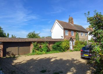 Thumbnail 3 bed semi-detached house for sale in Thong Lane, Shorne, Gravesend