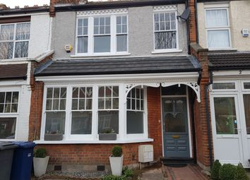 Thumbnail 3 bed terraced house for sale in St. John's Avenue, London, London