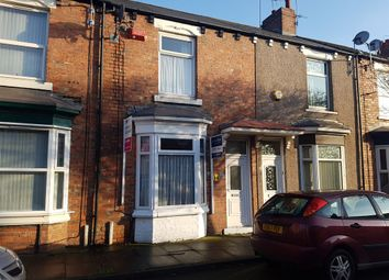 Thumbnail 2 bedroom terraced house for sale in Bell Street, Middlesbrough