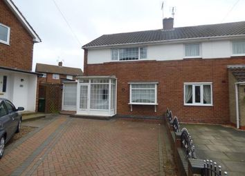 Thumbnail 2 bedroom semi-detached house for sale in Frankley Avenue, Halesowen, West Midlands