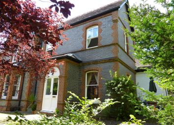 Thumbnail 2 bedroom flat to rent in The Warren, Caversham, Reading