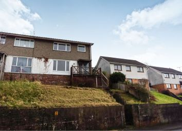 Thumbnail 3 bedroom semi-detached house for sale in College Glade, Newport