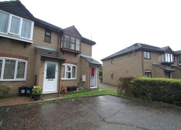Thumbnail 1 bed flat to rent in Enville Way, Highwoods, Colchester, Essex