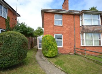 Thumbnail 2 bed semi-detached house for sale in St. Andrews Road, Bridport