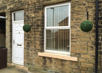 Thumbnail 2 bed terraced house to rent in Haycliffe Road, Bradford