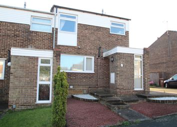 Thumbnail 3 bedroom end terrace house for sale in Fritton Close, Ipswich