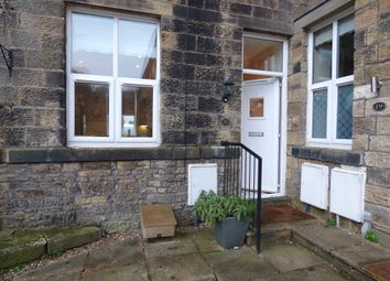 Thumbnail 3 bed town house to rent in Springhead Road, Oakworth, Keighley