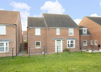 Thumbnail 4 bed detached house for sale in Woodlands Park, Whitby Road, Pickering
