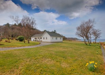 Thumbnail 3 bedroom detached bungalow for sale in Kames, Kilmelford