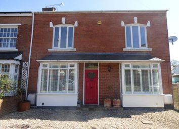 3 bed end terrace house for sale in Rose Road, Harborne, Birmingham B17