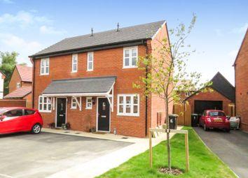 Thumbnail Semi-detached house for sale in Furrows End, Drayton, Abingdon