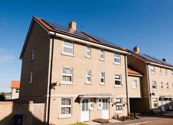 Thumbnail 4 bedroom semi-detached house for sale in Browning Close, Royston, Hertfordshire