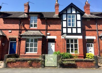 Thumbnail 2 bed terraced house to rent in St. Georges Court, Dairyhouse Lane, Broadheath, Altrincham