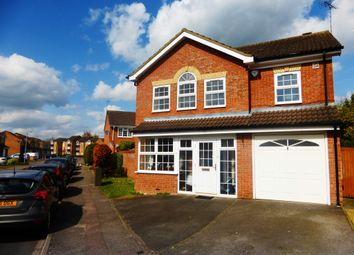 Thumbnail 4 bed detached house for sale in Printers Way, Dunstable