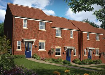 Thumbnail 2 bed semi-detached house for sale in Nina Carroll Way, Westhill, Kettering