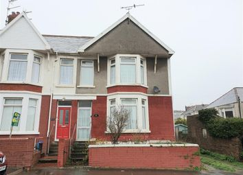 Thumbnail 4 bed end terrace house for sale in Blundell Avenue, Porthcawl