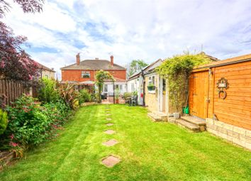 Thumbnail 4 bed semi-detached house for sale in Mansfield Road, Glapwell, Chesterfield, Derbyshire