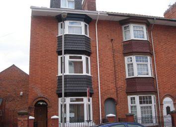 Thumbnail Studio to rent in Ellis Avenue, Belgrave, Leicester