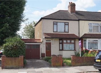 Thumbnail 3 bed end terrace house for sale in Barrowell Green, London