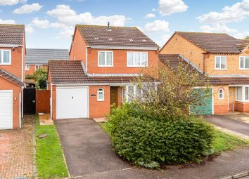 Thumbnail 3 bed detached house for sale in Hay Close, Rushden
