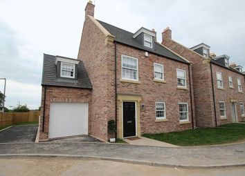 Thumbnail 5 bedroom detached house for sale in Turnberry Drive, Trentham, Stoke-On-Trent