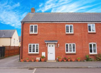 Thumbnail 3 bed end terrace house for sale in Cuckoo Hill, Bruton