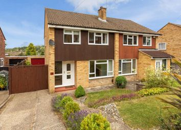 Thumbnail 3 bed semi-detached house to rent in Hillside Gardens, Berkhamsted