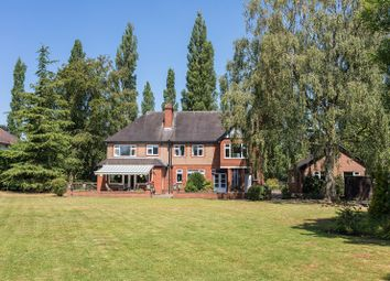 Thumbnail 5 bedroom detached house for sale in The Avenue, Lymm