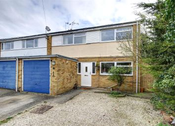 Thumbnail 3 bedroom semi-detached house for sale in Holford Road, Witney