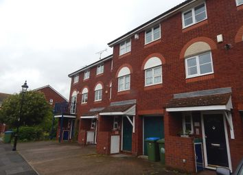 Thumbnail 3 bed terraced house to rent in Captains Place, Southampton