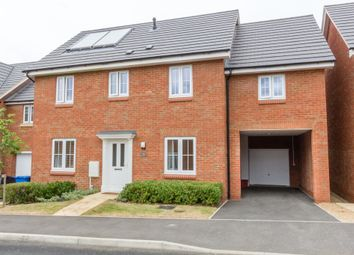 Thumbnail 4 bed detached house for sale in Virginia Crescent, Burton Latimer, Kettering