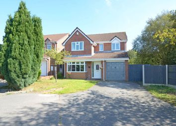 4 bed detached house for sale in Askern Close, Lightwood ST3
