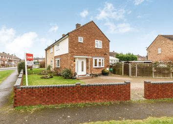 Thumbnail 3 bedroom semi-detached house for sale in Western Way, Letchworth Garden City