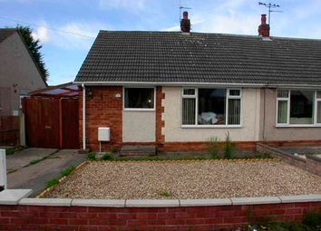 Thumbnail 2 bed semi-detached bungalow to rent in Overton Avenue, Prestatyn