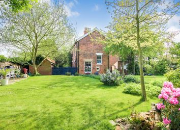 Thumbnail 5 bed detached house for sale in Vicarage Lane, Skirlaugh