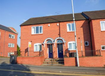 Thumbnail 3 bed terraced house for sale in High Street, Measham, Swadlincote