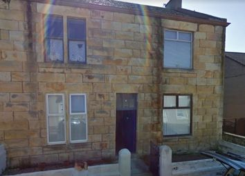 Thumbnail 1 bed flat for sale in Wellpark Road, Saltcoats