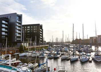 Thumbnail 2 bed flat for sale in Bayscape, Cardiff Marina, Watkiss Way, Cardiff