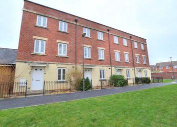 Thumbnail 4 bedroom terraced house to rent in Grouse Gardens, Brockworth, Gloucester