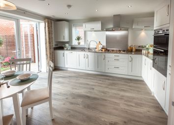 Thumbnail 4 bed detached house for sale in Murrayfield Avenue, Greylees, Sleaford, Lincolnshire