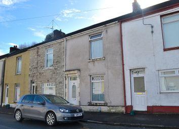 Thumbnail 2 bedroom terraced house for sale in Baptist Well Street, Swansea