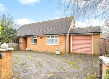 Thumbnail 3 bedroom detached bungalow for sale in Woodside Lane, Winkfield, Windsor, Berkshire