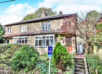 Thumbnail 3 bed semi-detached house for sale in Underbank Avenue, Hebden Bridge