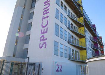 Thumbnail 1 bedroom flat for sale in Spectrum Building, Freshwater Road, Dagenham, Essex